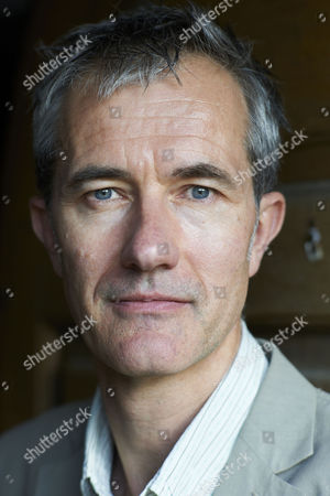 Stock Photo of Geoff Dyer