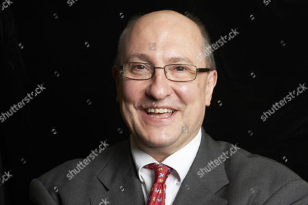 Editor of New Scientist, Roger Highfield
