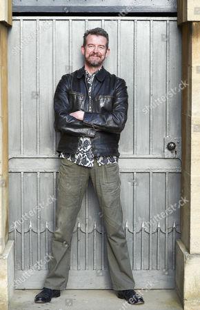 Stock Image of Adam Mars-Jones