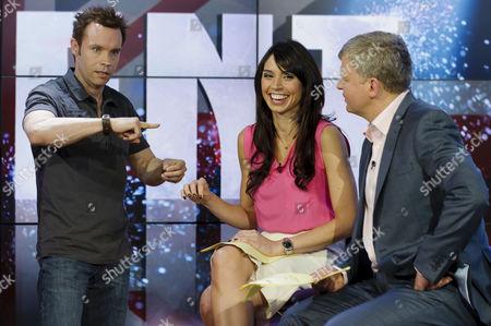 Editorial photo of 'Daybreak' TV Programme, London, Britain - 23 May 2011