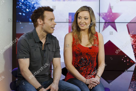 Stock Picture of David Penn and Karen Tomkins
