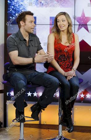 David Penn and Karen Tomkins