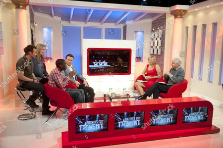 Editorial picture of 'This Morning' TV Programme, London, Britain - 23 May 2011