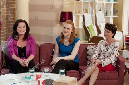 Mary Gold, Nikki Wright-McNeill and Zita West