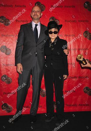 Director Michael Epstein, Yoko Ono