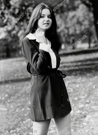 Model Suzanne Lloyd A Grand-daughter Of Harold Lloyd Who Lived With Lloyd In His Beverly Hills Mansion Since She Was A Year Old