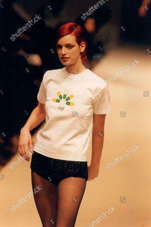 Fashion Women - T-shirts 1995 ... Prozac T-shirt By Joe Casely-hayford
