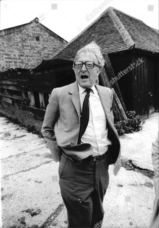 Stock Photo of 6th Baron Carrington Of Upton - 1980