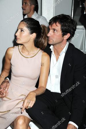 Stock Picture of Astrid Munoz and Eduardo Astrada