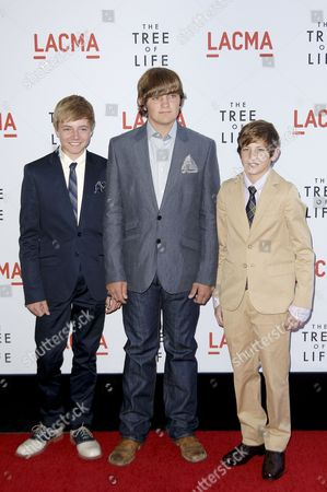 Editorial image of 'The Tree Of Life' film premiere, Los Angeles, America - 24 May 2011