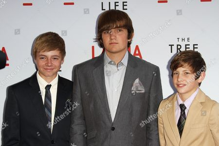 Editorial picture of 'The Tree Of Life' Los Angeles Premiere, Los Angeles, America - 24 May 2011