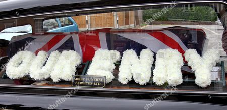 Sir Henry Cooper funeral - Our 'Enry' floral tribute