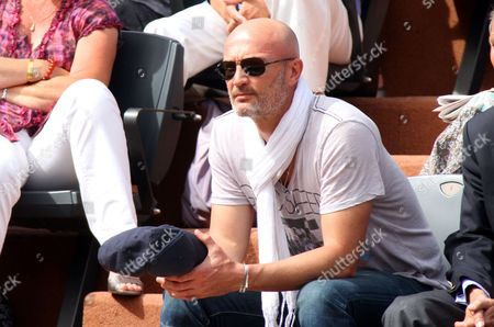 Editorial picture of French Open tennis tournament, Roland Garros, Paris, France - 24 May 2011