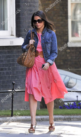 Isabel Spearman a former PR to designer Anya Hindmarch now Mrs Camerons personal assistant