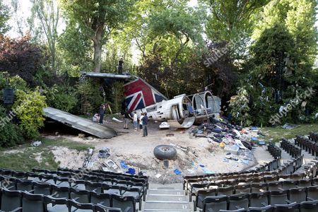 The set of 'Lord of The Flies'