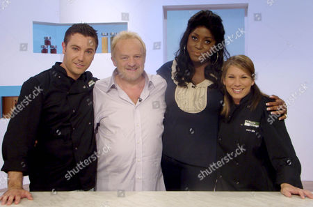 Editorial photo of 'Daily Cooks Challenge' TV Programme. - 2008