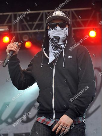 Hollywood Undead - Charlie Scene