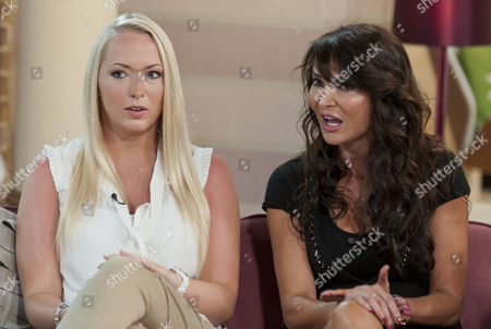 Leigh Marlee and Lizzie Cundy