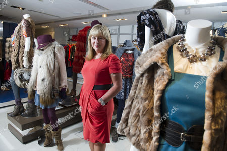 Editorial picture of Kate Bostock, Head of Clothing at M&S, London, Britain - 18 May 2011