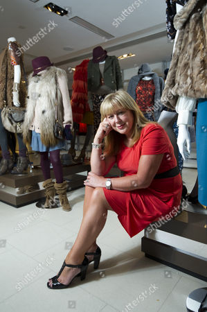 Editorial photo of Kate Bostock, Head of Clothing at M&S, London, Britain - 18 May 2011