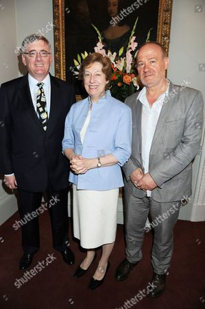 Editorial image of Feis Festival Launch party at the Irish Embassy, London, Britain - 26 May 2011