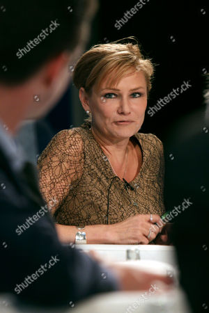 Stock Photo of Eija-Riitta Korhola MEP, Committee on Internal Market and Consumer Protection