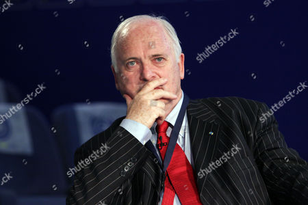 John Bruton, Chair of the EIF Organisational Committee