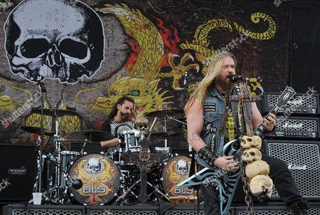 Editorial image of Rock on the Range at Columbus Crew Stadium, Ohio, America - 22 May 2011
