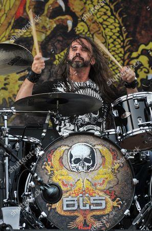 Editorial photo of Rock on the Range at Columbus Crew Stadium, Ohio, America - 22 May 2011