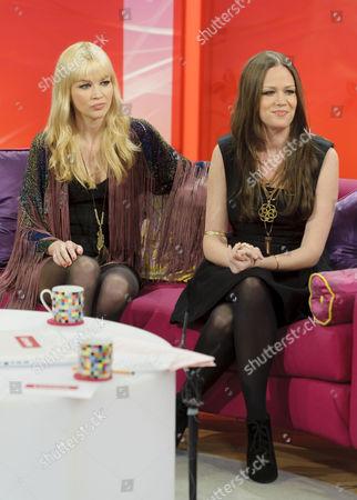 The Pierces - Catherine and Alison Pierce