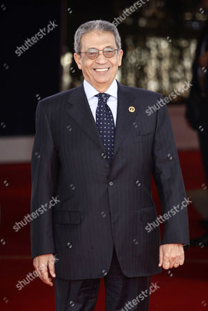 Amr Moussa, Secretary General of the League of Arab States