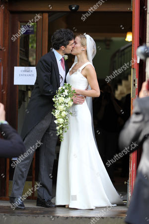 Editorial photo of Wedding of Pippa Middleton's ex boyfriend Billy More Nesbitt and Charlotte Davison, St Cuthbert's Church, Edinburgh, Scotland, Britain - 28 May 2011