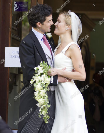 Stock Photo of Billy More Nesbitt and Charlotte Davison