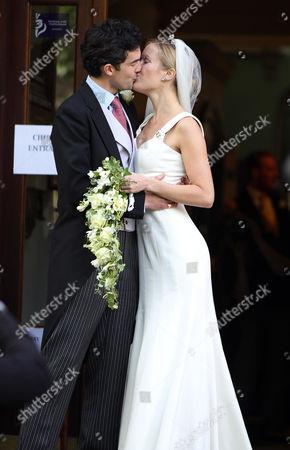 Stock Image of Billy More Nesbitt and Charlotte Davison