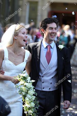 Stock Picture of Charlotte Davison and Billy More Nesbitt