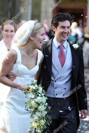 Stock Image of Charlotte Davison and Billy More Nesbitt