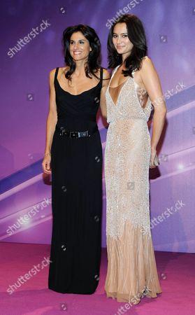 Editorial photo of 19th German Perfume Awards at Tempodrom, Berlin, Germany - 28 May 2011