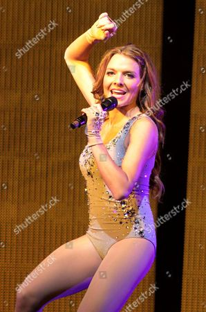 Stock Picture of Support Act - Ashlyne Huff