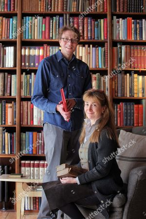 Editorial picture of The new owners of Richard Booth book shop in Hay on Wye, Powys, Wales, Britain - 27 May 2011