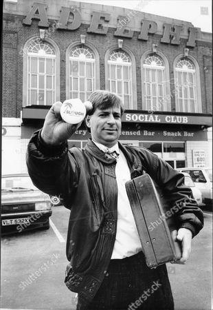 Mark Borkowski - Slough Pr Man - Berkshire - 1987
