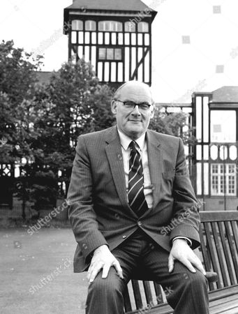 Editorial picture of Chairman Of The L.t.a James Cochrane (died 17/7/07)