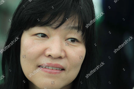 Stock Image of Kyung-Sook Shin