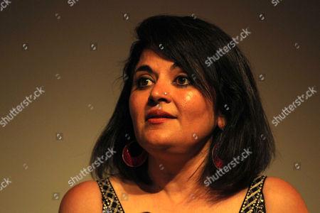 Stock Picture of Author Kishwar Desai
