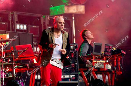 Prodigy - Keith Flint and Liam Howlett