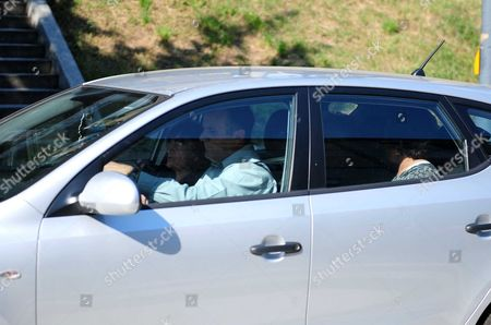 Editorial picture of Ratko Mladic being transported to The Hague, Belgrade, Serbia - 31 May 2011