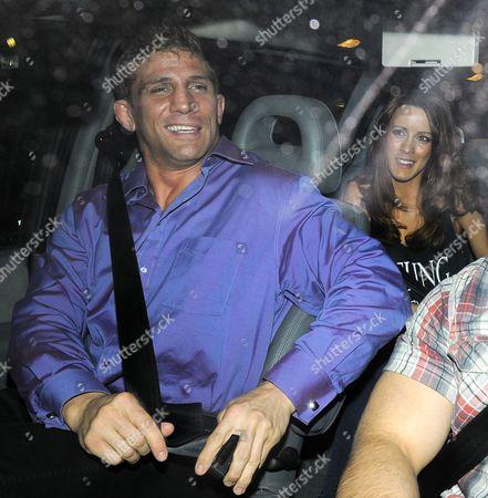 Alex Reid and Nicola Tappenden