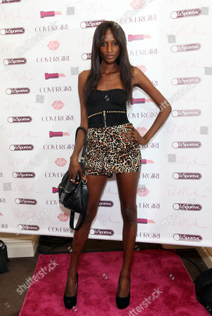 Editorial photo of CoverGirl and LeSportsac party to launch their collaboration of bags designed by Pat McGrath, Mondrian Soho Hotel, New York, America - 01 Jun 2011