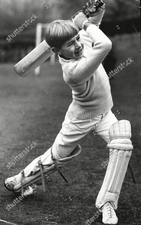 Jeremy Cowdrey Son Of Kent And England Cricketer Colin Cowdrey.