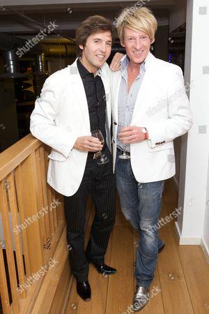 Tony Papas and Ian Carmichael