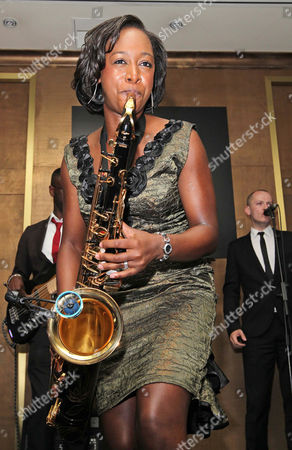 Editorial picture of YolonDa Brown in concert, London, Britain - 21 May 2011